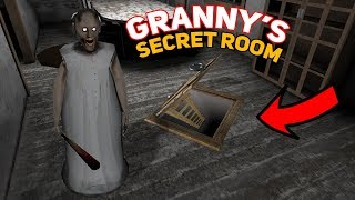 Granny's Secret Hidden Room! | Granny The Mobile Horror Game (Story)