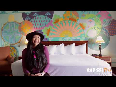 Nativo Lodge Artist Rooms-A New Mexico True Experience
