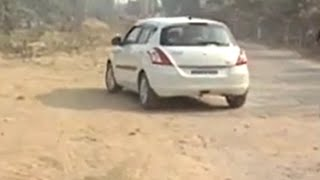 Gurgaon residents give up on HUDA and repair road on their own