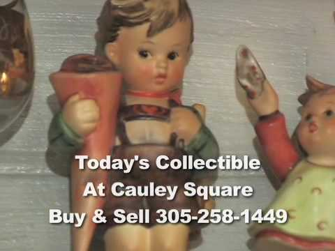 Today's Collectible At Cauley Square