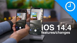 iOS 14.4 Changes and Features! What's new?