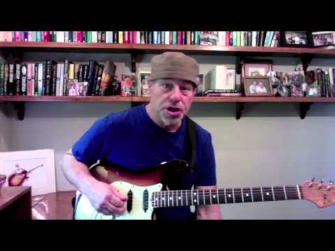 Country Guitar Lessons and Licks - Lesson # 10 w Bob Ryan