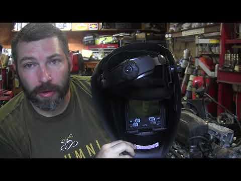 Harbor Freight Vulcan Welding Helmet