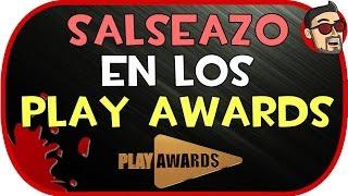 SALSEO EN LOS PLAY AWARDS