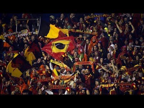 L 39 hymne de la qualification des diables rouges rode duivels kwalificatie hymne 1 youtube - Hymne coupe du monde 1998 ...
