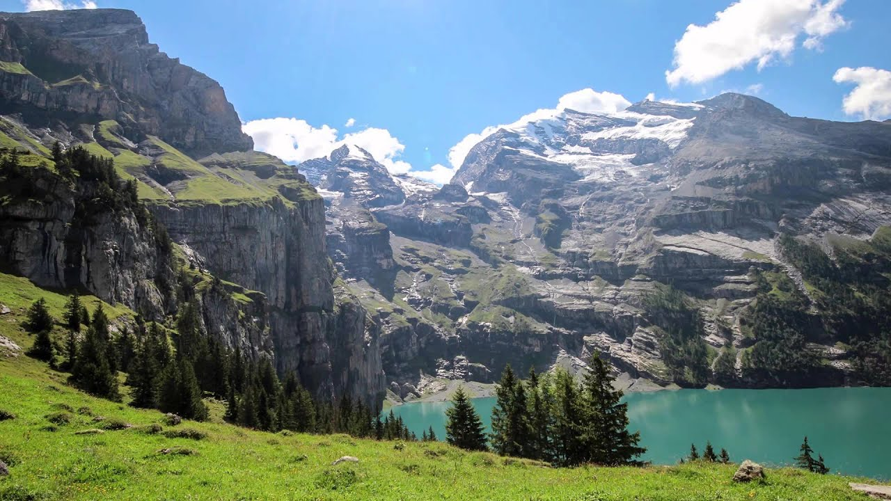 Kandersteg Switzerland  city photo : Kandersteg, Switzerland YouTube