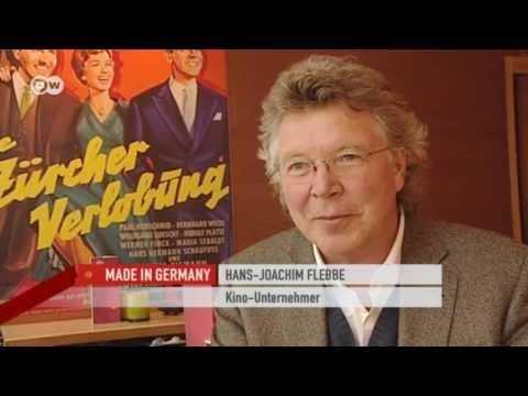 Kino-Macher Hans-Joachim Flebbe | Made In Germany