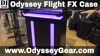 Odyssey Flight FX Case and Facade #Odyssey_Gear | Disc Jockey News