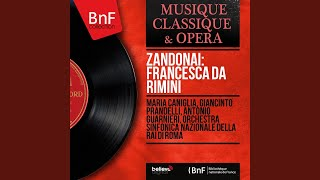 "Provided to YouTube by Believe SAS Francesca da Rimini, Op. 4, Act II: ""Paolo! Francesca!"" (Paolo, Francesca) · Orchestra sinfonica nazionale della RAI di ..."