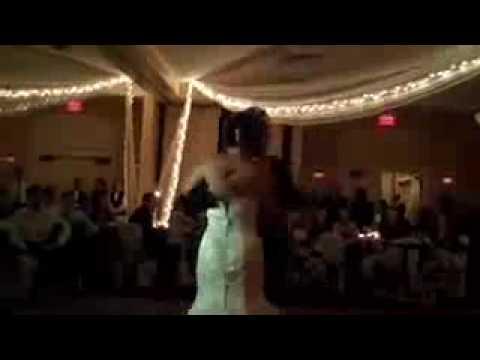 Celebrity Bride Guide: Chuck Wicks Surprises Bride at Wedding