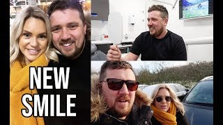 WHAT A TRANSFORMATION | HUSBAND GETS A NEW SMILE
