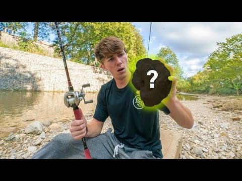 I found a RARE Ancient Item While Creek Fishing How Old Is This?