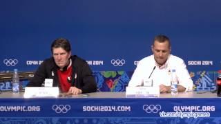 Sochi 2014. Canada Men