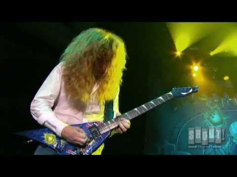 Megadeth  Hangar 18  at the Hollywood Palladium 2010