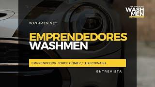 EMPRENDEDORES WASHMEN / CASOS DE EXITO / LUXECOWASH #1