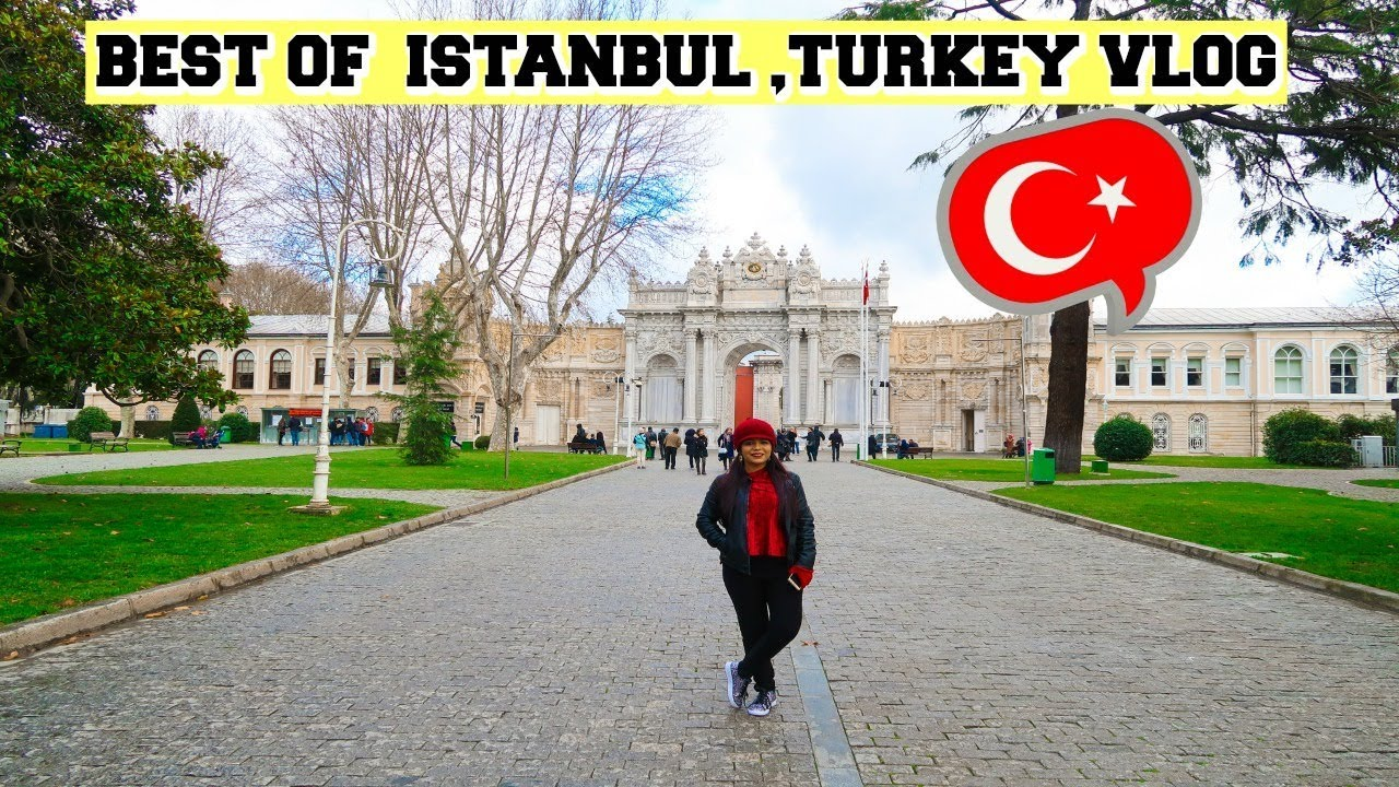 istanbul turkey vlog top things to do shopping night life in
