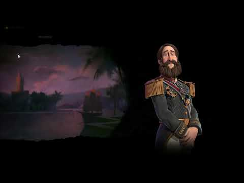 Sid Meier's Civilization 3. A whole Continent! |