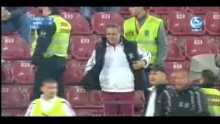 Cfr Cluj - Rapid 0-1 Gol  Juliano Spadacio