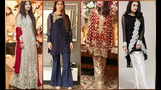 Top Stylish & Beautiful Party Wear Dresses Collection || Party Wear Dresses Ideas For Girls || S.C