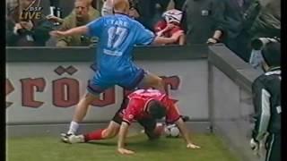 DFB Hallen-Pokal 1999 Tag 1
