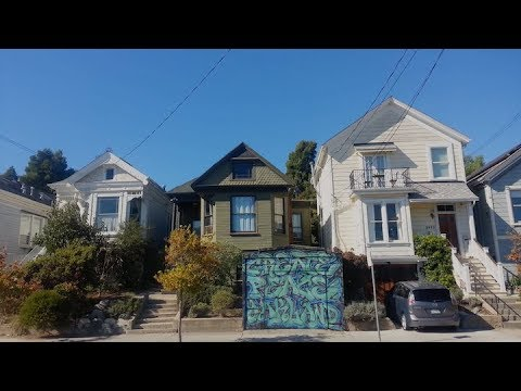 YOU A NOMAD - Gentrification of Oakland (Full Movie)