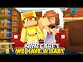 BABY DUCK & BABY ELLIE HAVE A BABY - Minecraft Date - Baby Duck Adventures