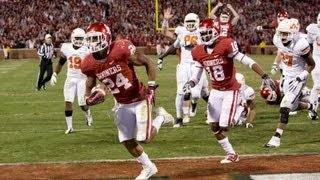 2012 OU Football Highs, Frustrations And MVPs Thumbnail