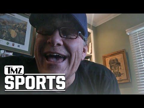 Curt Schilling -- Hey Matt Damon ... YOU LOST, GO AWAY!!!   TMZ Sports