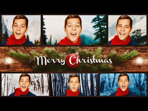 ACAPELLA CHRISTMAS CAROL MEDLEY | Landon Stahmer