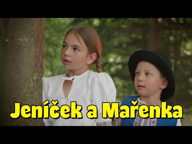 Štístko a Poupěnka - Jeníček a Mařenka
