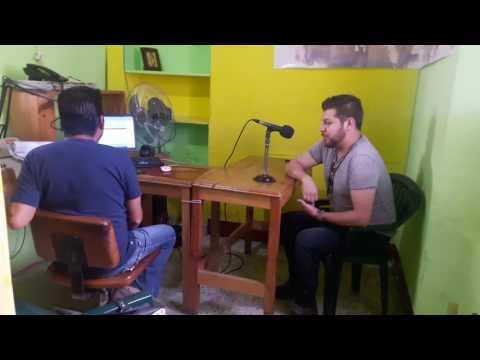 Entrevista con Nery Garcia de Radio Amiga Antigua
