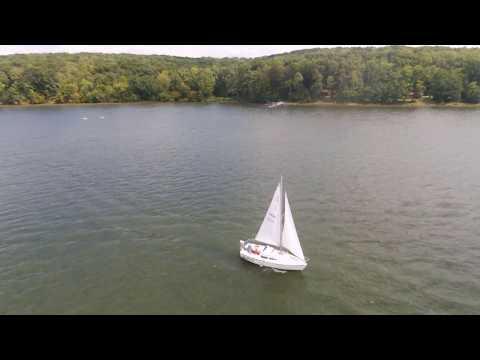 HD Drone Footage - Pennsylvania, August 2017 - Parrot Bebop