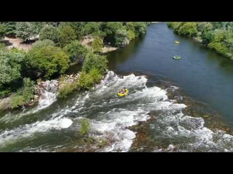 Busy weekend on the Kern with SoCal Rafting