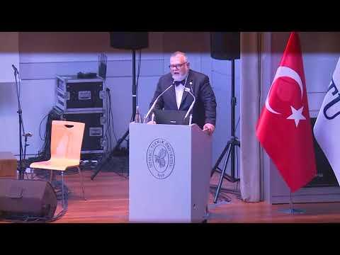 Gazi Mustafa Kemal Atatürk 79. Ölüm Yıl Dönümü Prof. Dr. Celal Şengör Konuşması