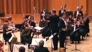 """""""Sonnet"""" from Britten's Serenade for Tenor, Horn & Strings"""
