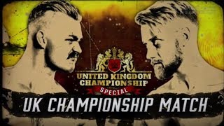 Marquee Matches Reviews (WWE U.K. Championship Special 2017: U.K. Title Match)