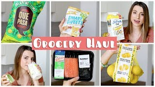 Healthy Grocery Haul | Healthy Meal Ideas
