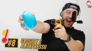 ???????? Gadgety na zahřátí v zimě! Gadgety z AliExpressu #8 | WRTECH [4K]