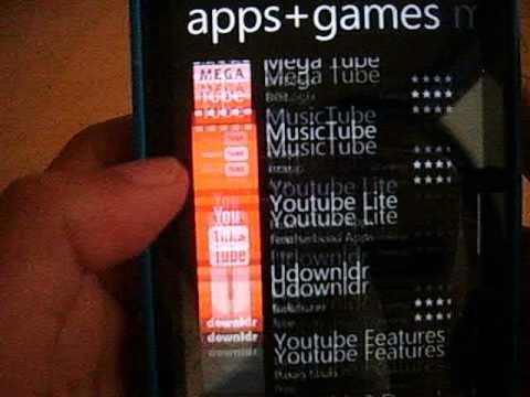 How to install a app on nokia lumia 520 youtube how to install a app on nokia lumia 520 ccuart Image collections
