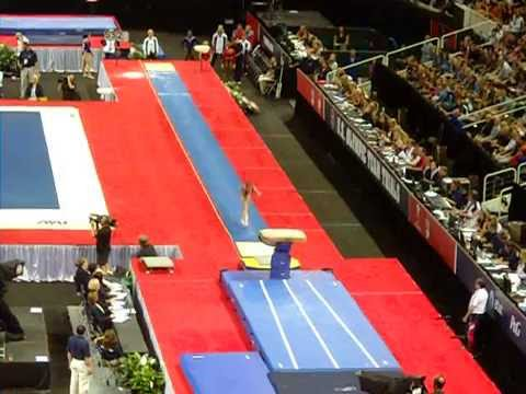 McKayla Maroney Vault 2 - 2012 USA Gymnastics Olympic ...