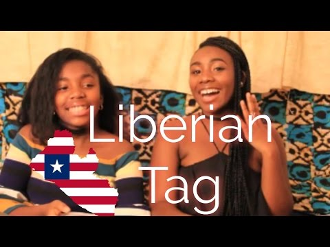 Liberian Sister Tag - DedeStyles