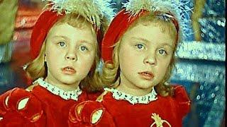 Совсем не сказочная судьба близняшек из Королевства кривых зеркал Оля и Таня Юкины