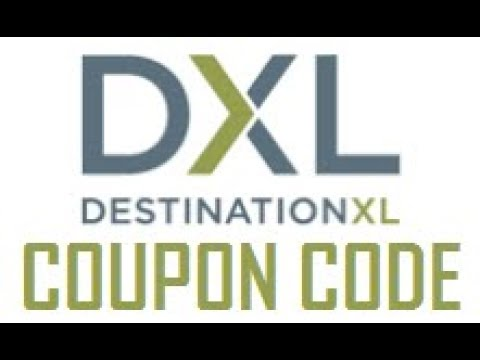 graphic regarding Dxl Printable Coupons identified as Confirmed ✅ Place XL Coupon Code Upto 95% Price cut With SavingTrendy