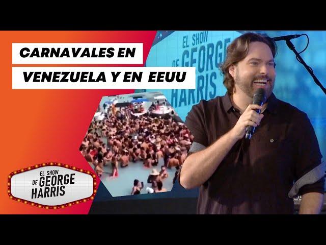 El Show de GH 18/02/21 Parte 1 - Carnavales en Venezuela 🆚 EEUU