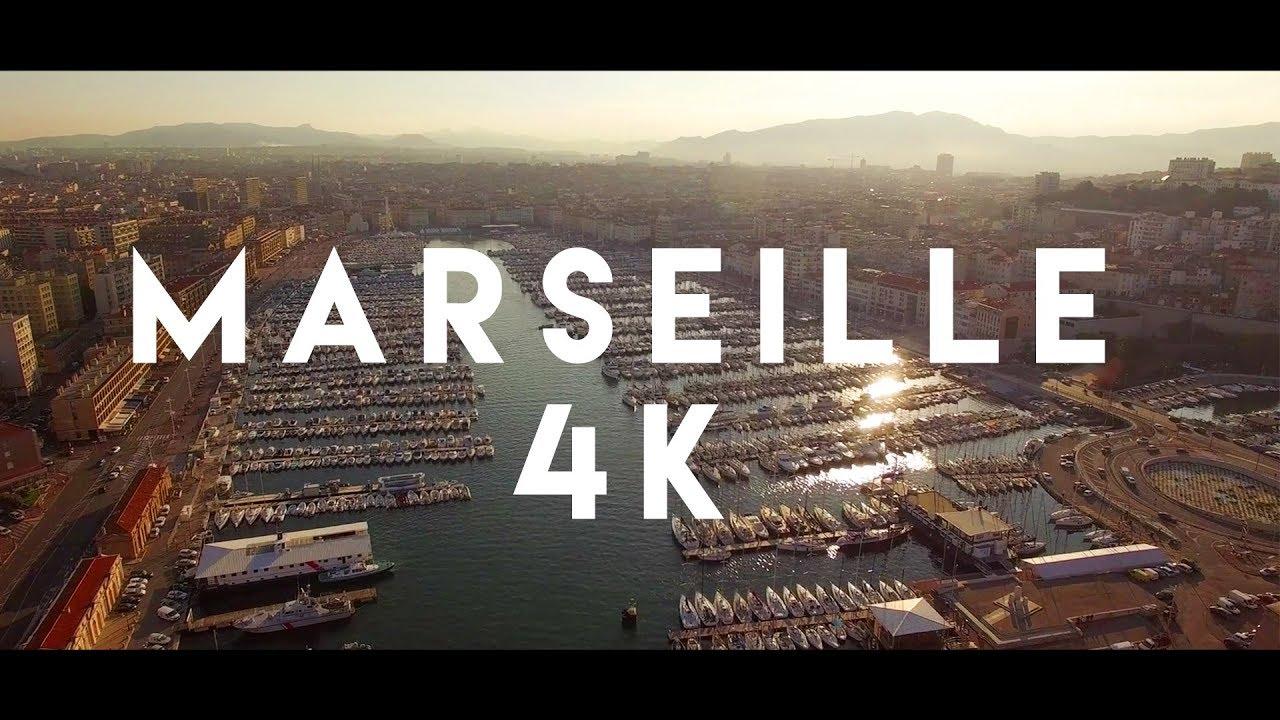 Download Marseille - 4K