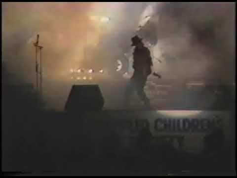 Corey Feldman at Alphy's Soda Pop Club in the 80's