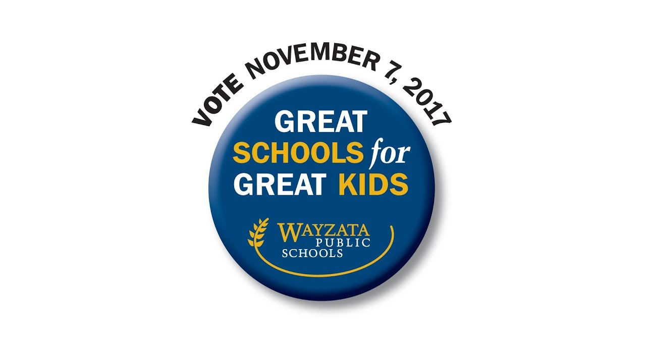 Wayzata Referendum 2017: Great Schools for Great Kids