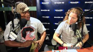 "Shaun White Talks Public Sex and Answers Questions from the ""Mystery Sack"" on #SwayInTheMorning"
