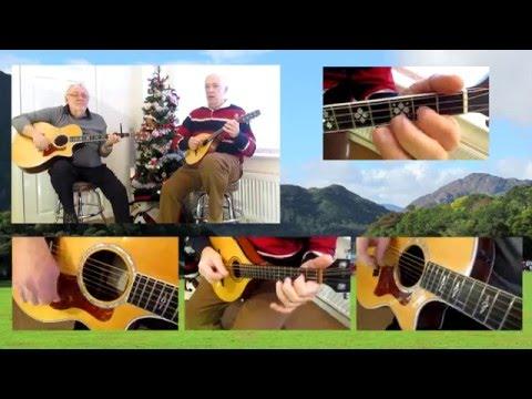 Christmas in Killarney - Instrumental - Guitar - Mandolin - Banjo