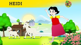 Heidi | Cerita Kartun Anak Anak Bahasa Indonesia KONDOSAN